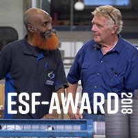 Desch Plantpak nominated for the 2018 ESF award!