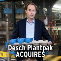 Desch Plantpak acquired SKY-LIGHT's horticulture activities.