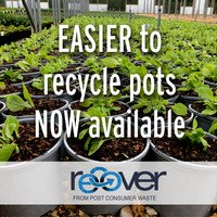 Easier to recycle pots NOW available